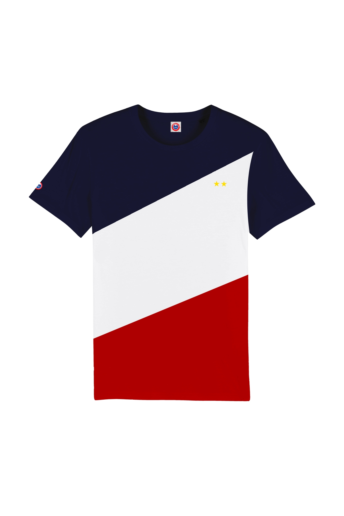 Le T-shirt Foot Tricolore