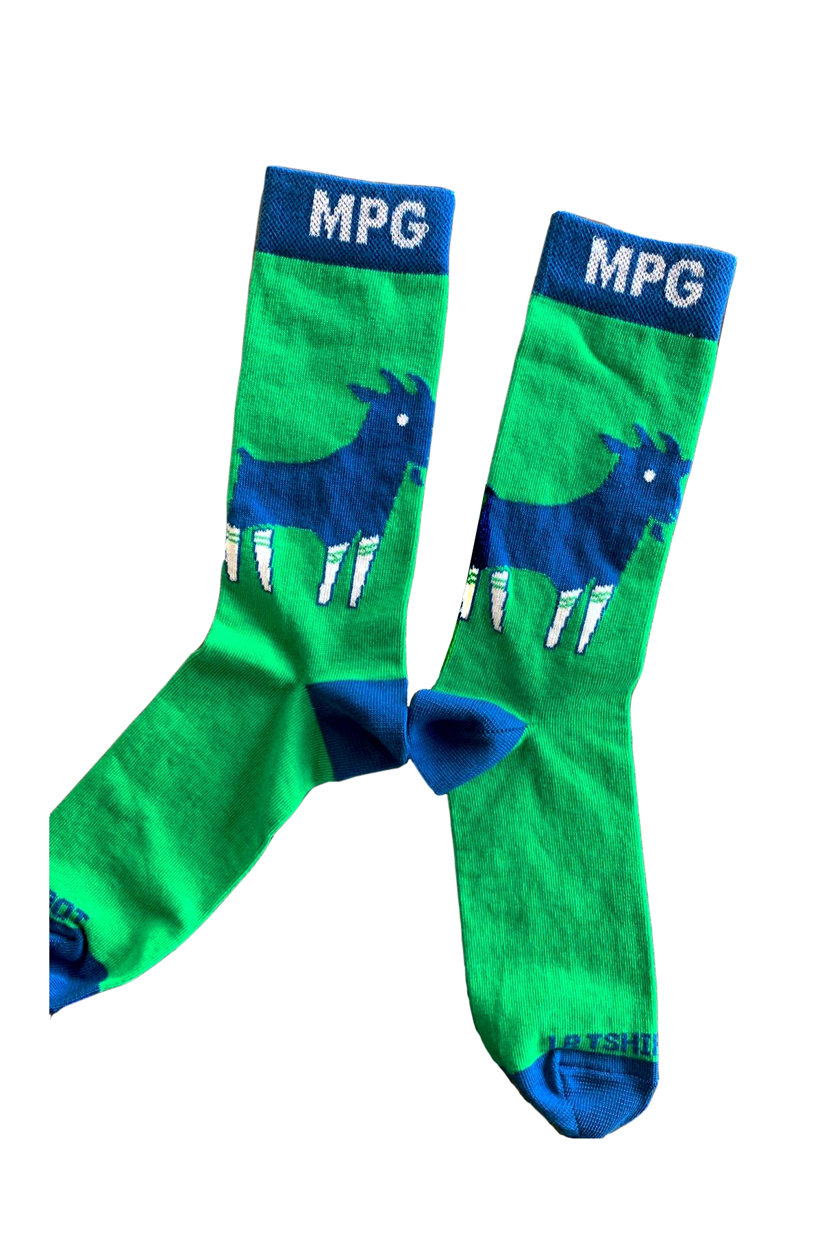 EDITION LIMITEE - Chaussettes MPG
