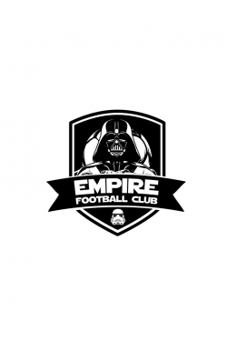 T-shirt Vintage Empire FC - 100% Bio