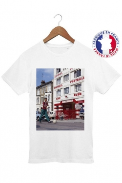 T-shirt Highbury - 100% Made in France