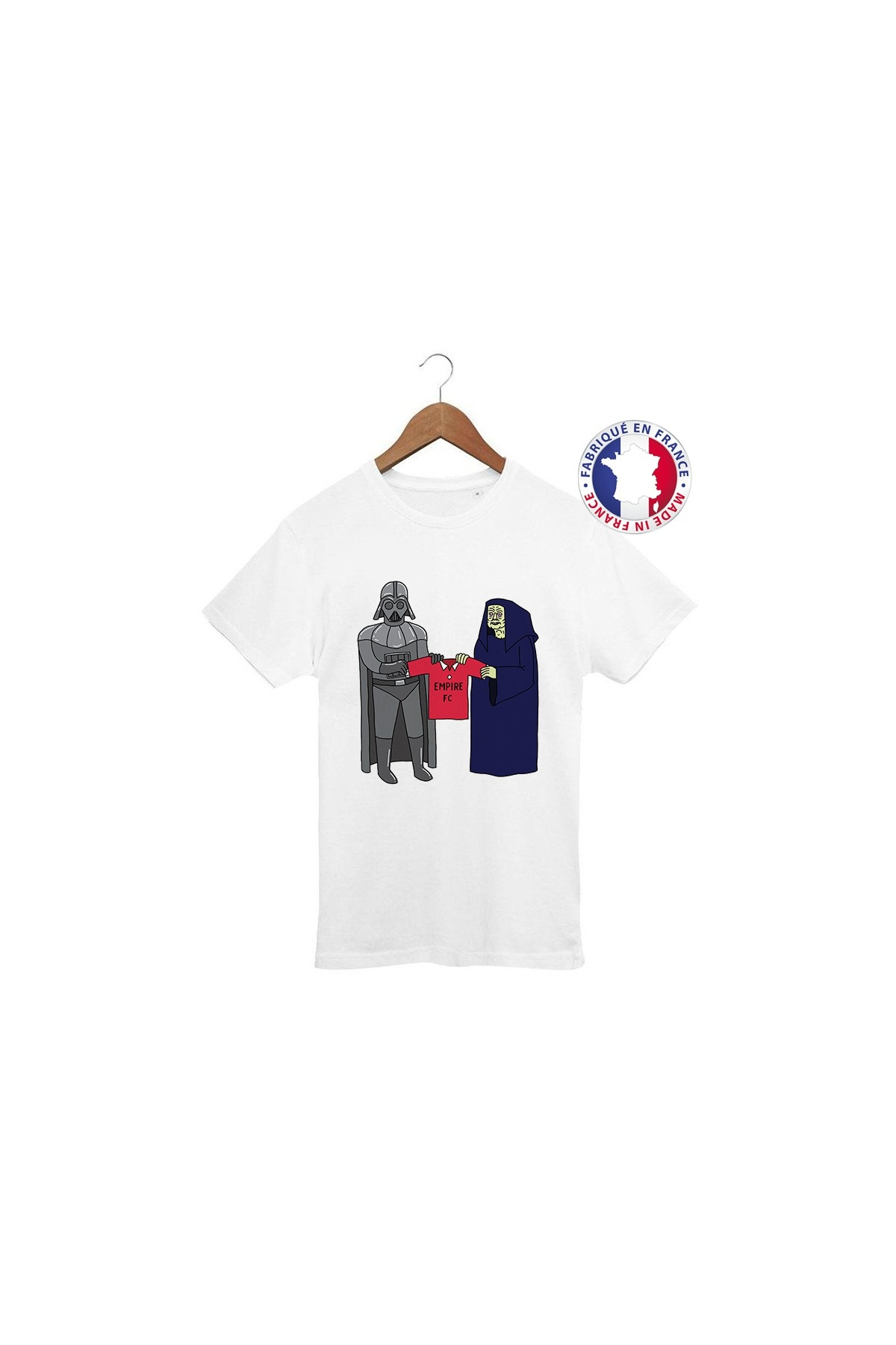 T-shirt Empire FC Made in France