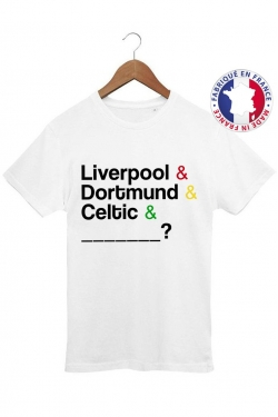 T-shirt You'll Never Walk Alone - 100% Made in France