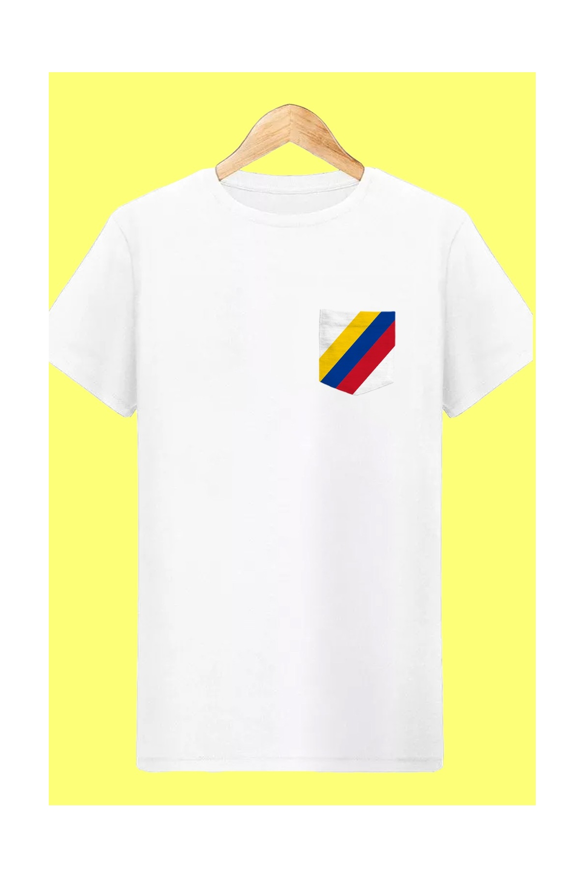 T-shirt Colombie Colombia Coupe du monde 2018 Football