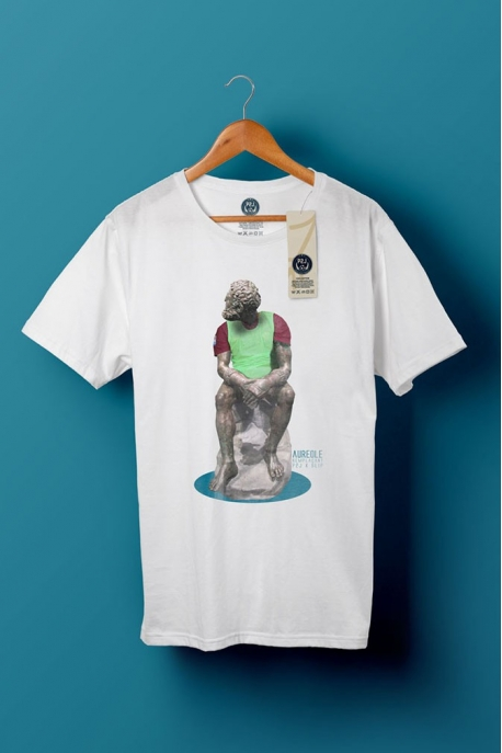 T-shirt Chasuble