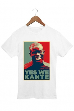 T-shirt Yes We Kante !