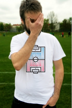 T-shirt Football Tactics