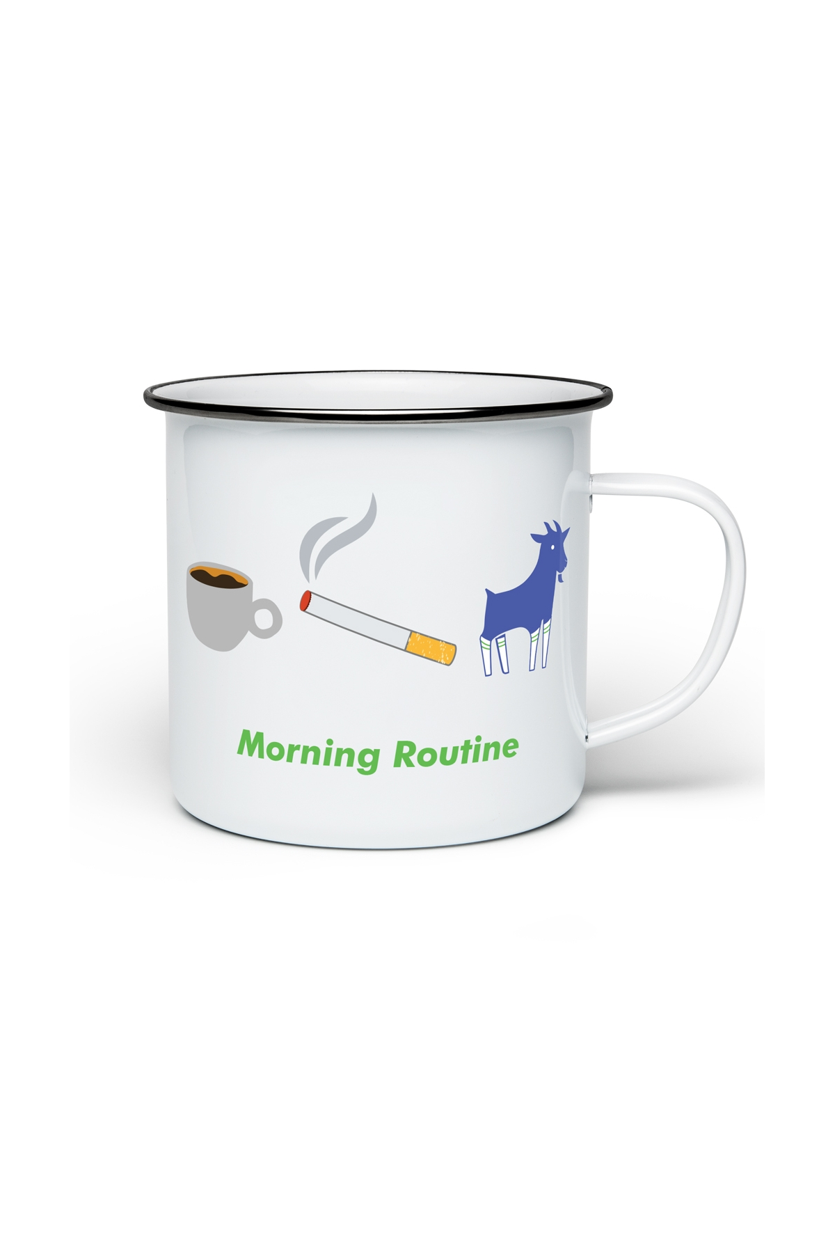 Mug Morning Routine
