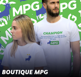 Boutique Officielle MPG