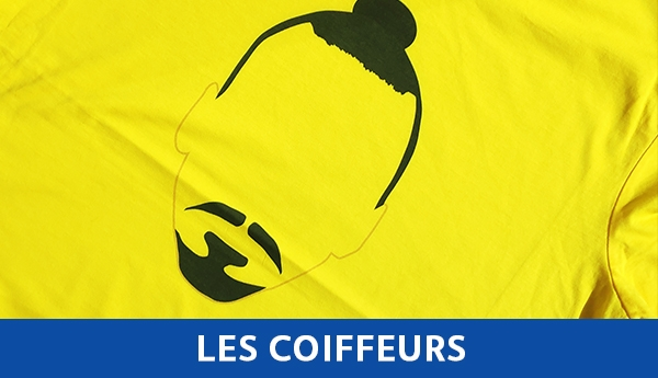 Tee shirts Coiffeurs
